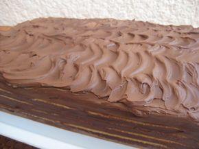 Csoki csoda – fantasztikus krém és ízletes kakaós piskóta, az egyik kedvencem! :)