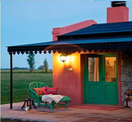 214 best images about casas campo on pinterest mesas - Decoracion de casas antiguas ...