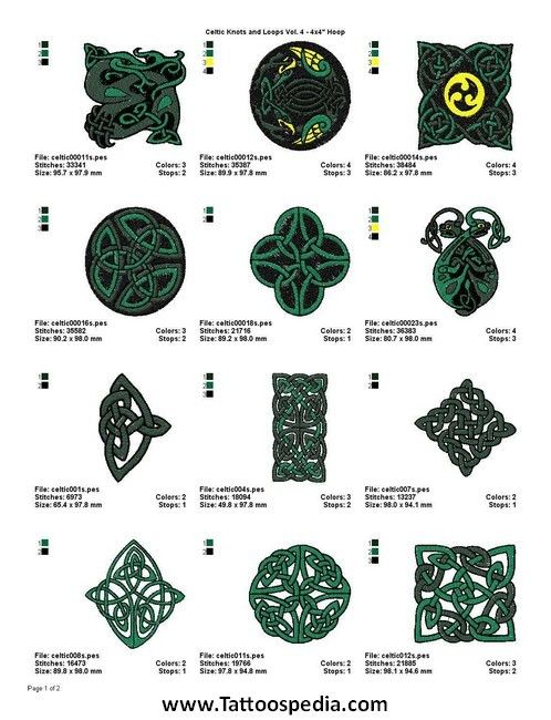 You Will Love Celtic Knot Symbols And Meanings Celtic ...