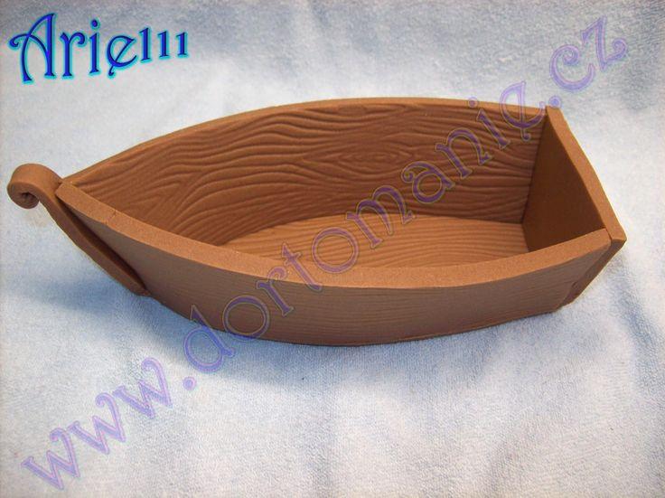 Fondant Boat Tutorial by Arielll