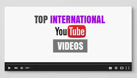 Δείτε το παγκόσμιο YouTube Top 10 της εβδομάδας που μας πέρασε!