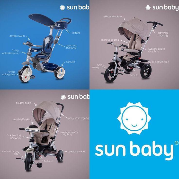 """Polubienia: 15, komentarze: 3 – Sun Baby (@sun_baby_pl) na Instagramie: """"Hop hop hop ... Lato w pełni ... Wakacyjny czas najlepiej wykorzystać aktywnie ... A jak aktywnie…"""""""