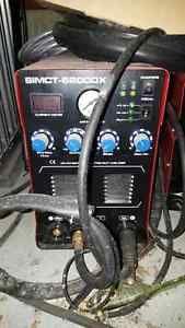 Simiarc combo welder /plasma cutter for sale