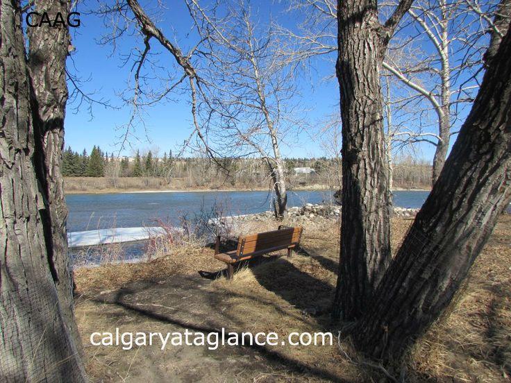 Bowness Park Calgary Solitude