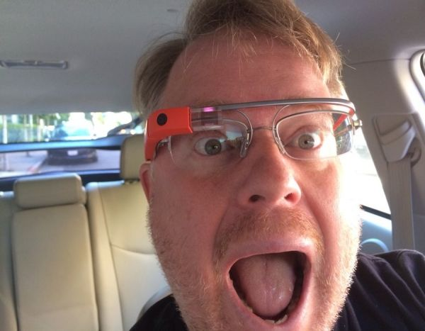 Even Texting with Google Glass Distracts Drivers: a Study