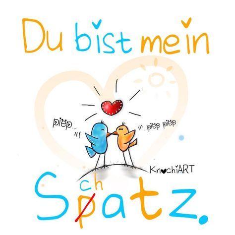 Duuuuuuuuu Bist Mein S(p)chatz. #piep #pieppiep Ich