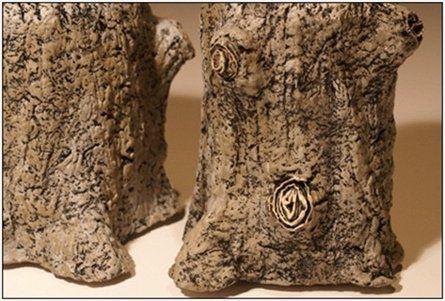 Как сделать искусственное дерево для украшения интерьера