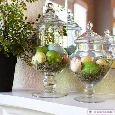 idee voor paasdecoratie