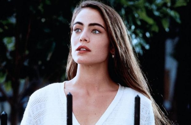Yancy Butler my long haired female crush when I was a kid (Hard Target)