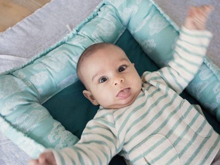 DIY-Anleitung: Babybett für unterwegs nähen via DaWanda.com