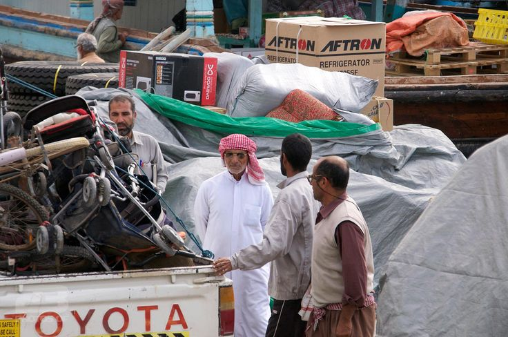Discussing Dhow Cargo photo | 23 Photos Of Dubai