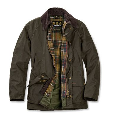 Just found this Mediumweight Wax Cotton Jacket - Barbour%26%23174%3b Ashby Jacket -- Orvis on Orvis.com!