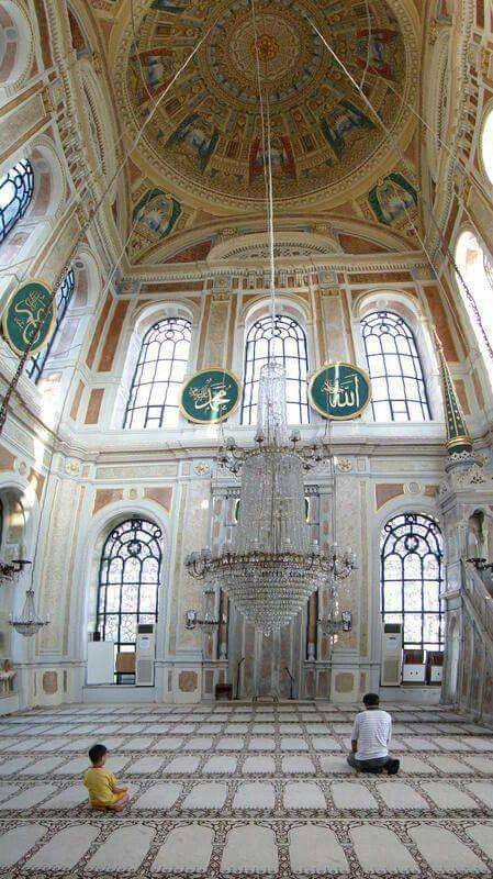 Ortaköy Mosque . Istanbul, Turkey