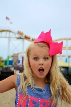 dance moms jojo with a bow bow - Google Search