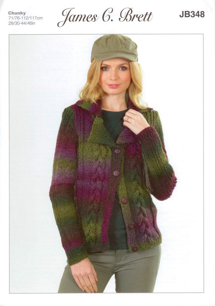 The 54 best Country Yarns\' Knitting & Crocheting Sweaters, Cardigans ...