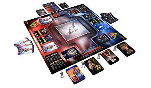 WWE Superestrella Showdown The Juego De Mesa