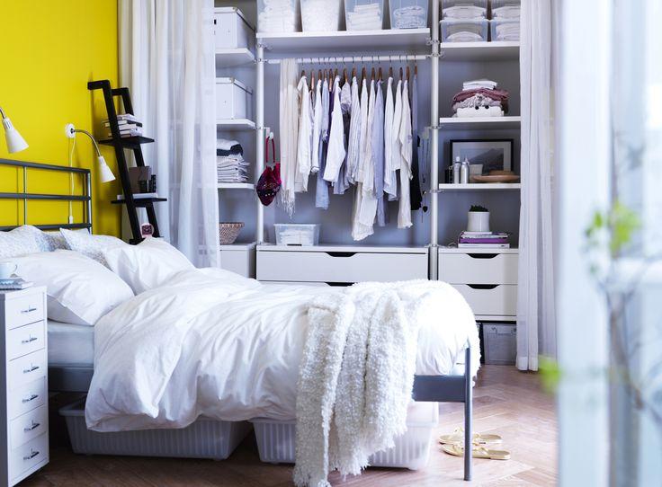 Slaapkamer Ontwerpen Ikea: Kea ikea hacks. Kleine slaapkamer ikea ...