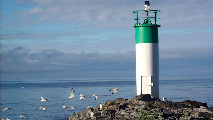 Lighthouse in Wellington