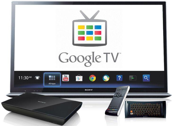 Google TV by Sony