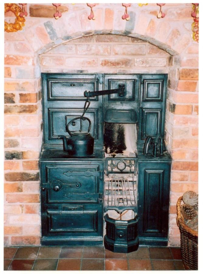 Wood Burning Stoves Kitchen   Google Search