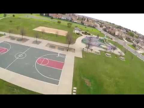 Overview of Hubsan H109S X4 PRO Quadcopter Learning To fly FPV (Acro mod...