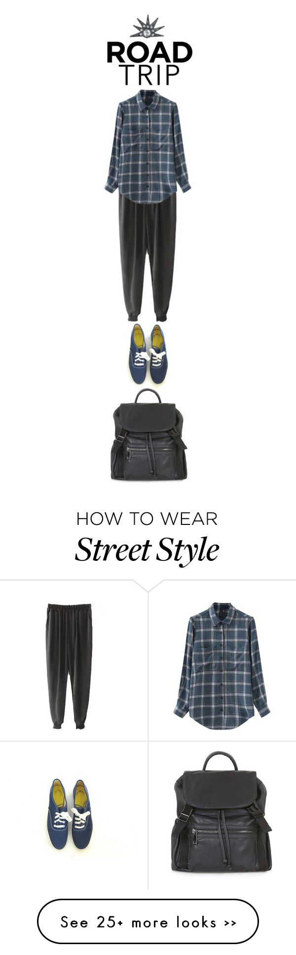 """Road trip style"" by perpetto on Polyvore"