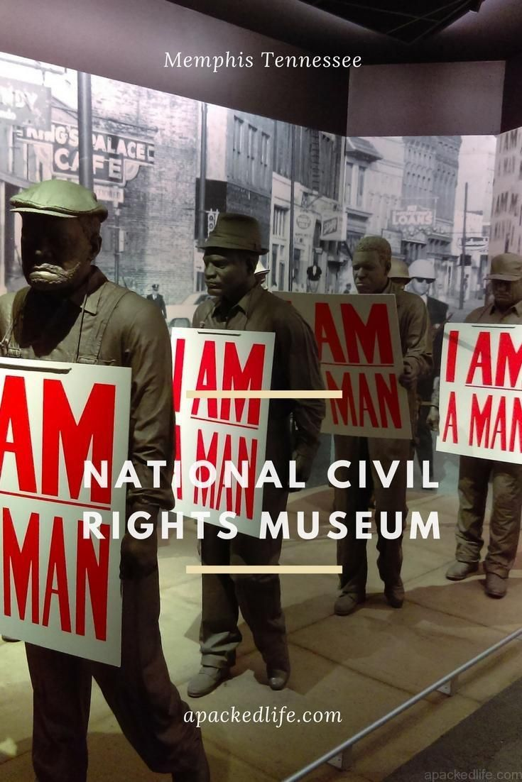 National Civil Rights Museum at the Lorraine Motel, Memphis, Tennessee.  Visit this powerful museum tracing the history of the civil rights movement, and learn more of the events leading to Dr Martin Luther King's assassination.