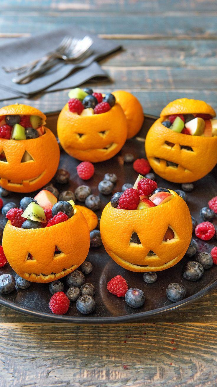 Halloween Snacks zum Fürchten