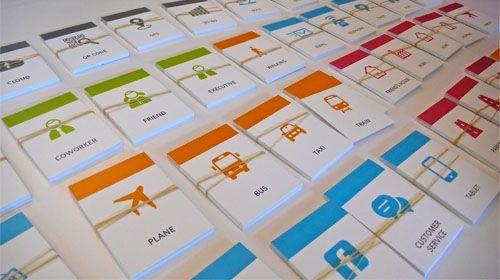 Service Design Cards