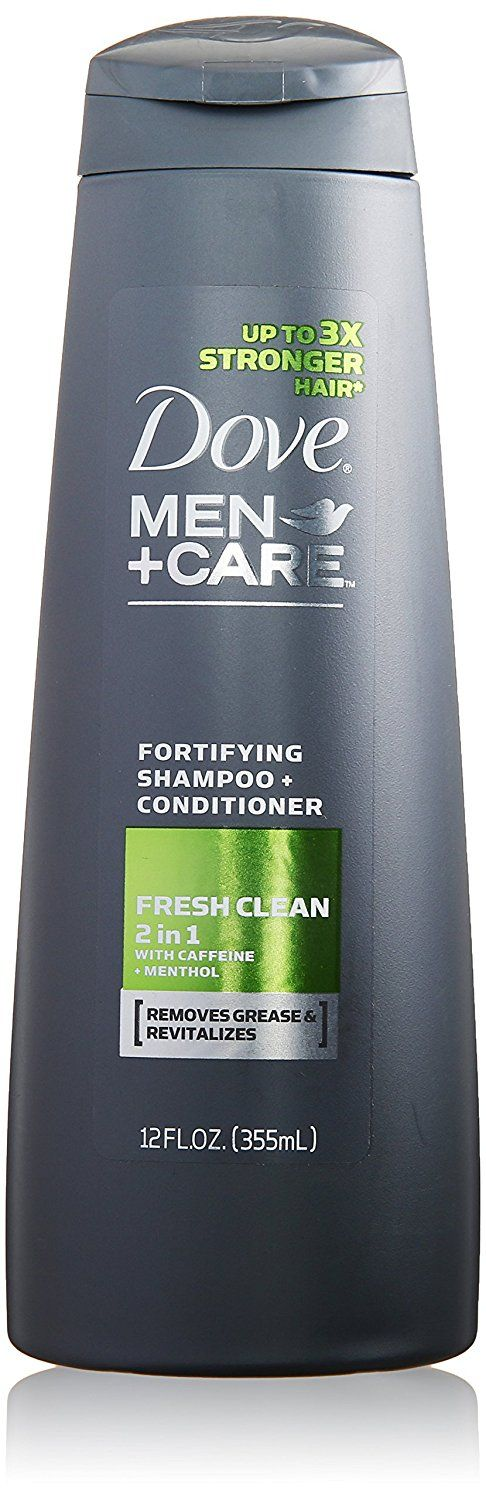 Dove Men Care 2 in 1 Shampoo and Conditioner Fresh and Clean 12 oz(Pack of 2) * Check out this great article. #hairaccessories