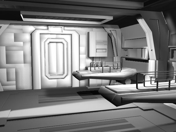 Sci Fi Hospital Room : Best images about sci fi bedroom on pinterest
