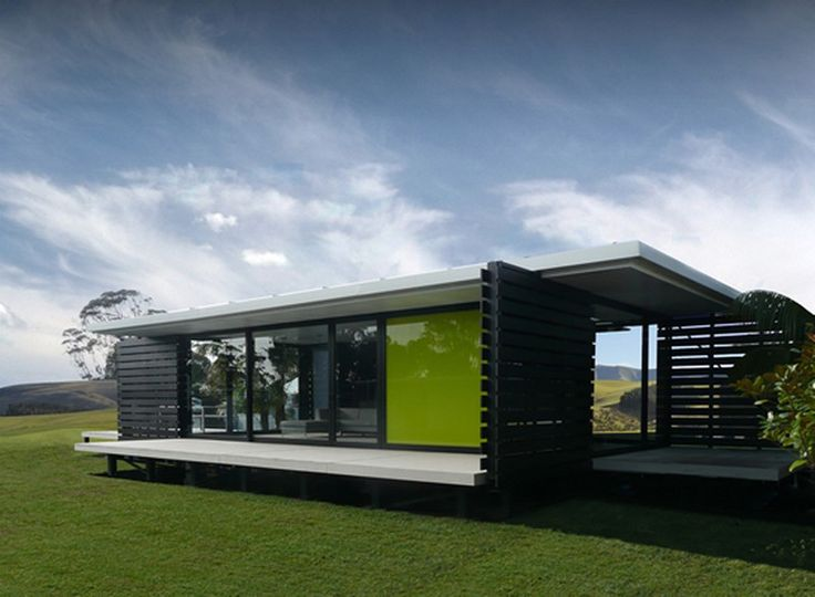 17 best images about eco prefab houses on pinterest for Coastal home designs nz
