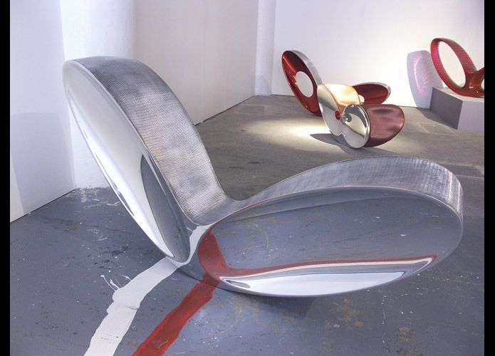 54 best inflated material images on Pinterest Metal furniture - designer mobel ron arad kunst