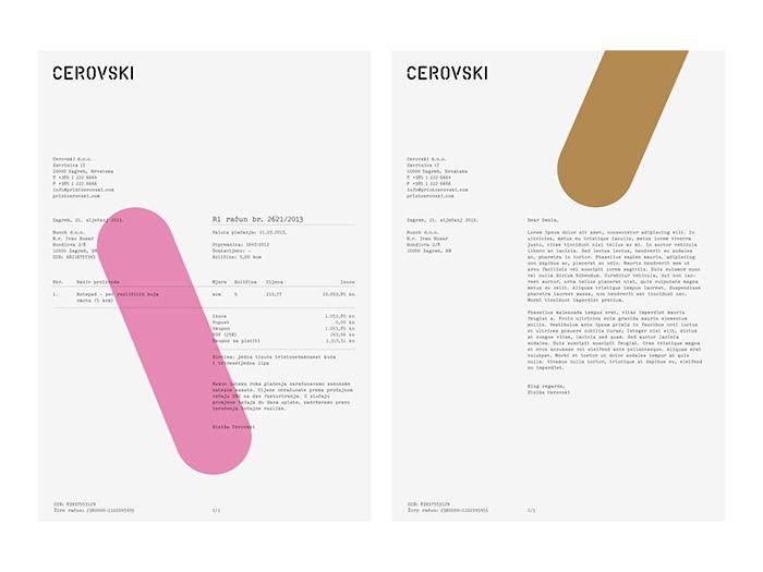 20 best BRANDING_FACTURE images on Pinterest Invoice design - invoice logo