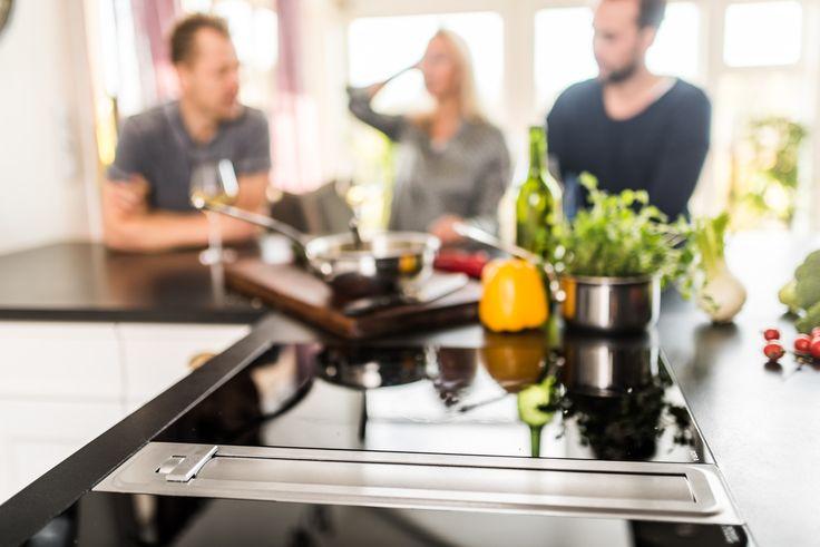 Bli inspirert av innovatøren Willi Bruckbauers tanker om kjøkkendesign og kjøkkentrender for 2017.