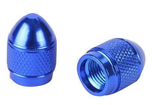 Sunlite Hex Sport Schrader Valve Caps, Blue. #Sunlite #Sport #Schrader #Valve #Caps, #Blue
