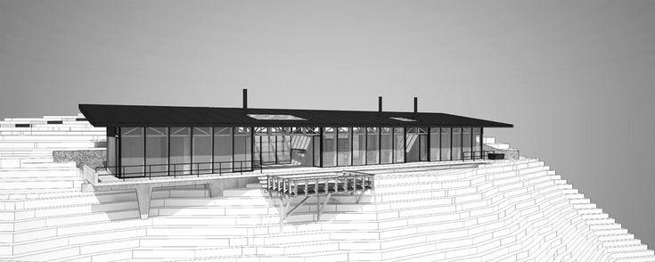 CASA PUNTA DE GALLO_Arquitectos Mirene Elton+Mauricio Leniz I Arquitecto a cargo Francisco Cruz_ Año del proyecto 2013. Elton+Leniz