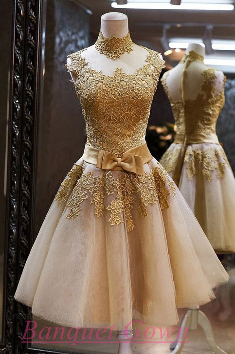 71f311e4cb Cheap Simple High Low Tulle Homecoming Cocktail Dresses Cute Gown Prom Dress  For Teens from BanquetGown