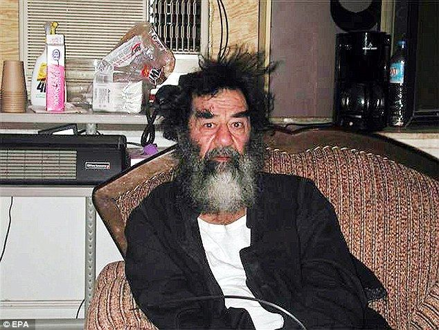 Could this burly, unkempt man truly be Saddam Hussein, the ruthless dictator of Iraq? The most wanted man in the world?