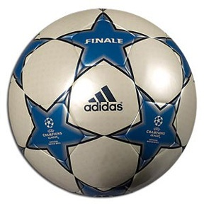 adidas 2005 UCL Finale Official Match Soccer Ball: http://www.soccerevolution.com/store/products/ADI_80050_E.php