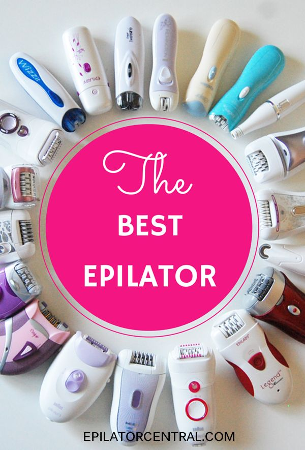 Best Overall Epilator. We tested and rated over 20 different epilators. Which one left us the smoothest?