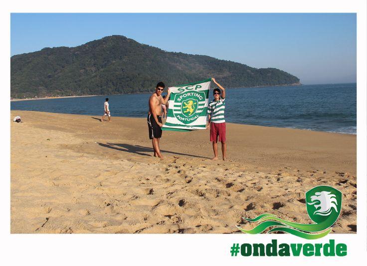 Pedro e Ricardo Silva, Praia de Boiçucanga, São Paulo, Brasil (via e-mail)