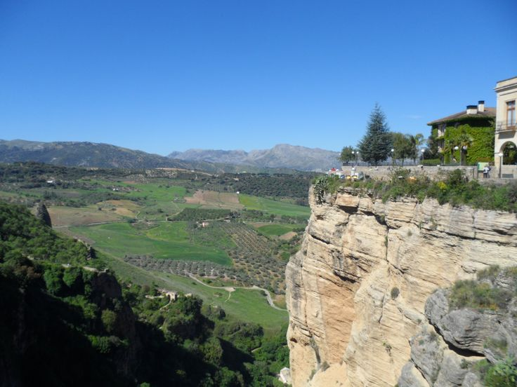 Ronda, Andalucia, Spain. IMPROVE YOUR SPANISH FLUENCY IN 1-4 WEEKS !! Eurolingua One-to-One Language Holiday Homestay programme. A great great success for over 20 years!! http://www.eurolingua.com/programmes-mainmenu-100/language-programmes/language-homestays-worldwide-mainmenu-472