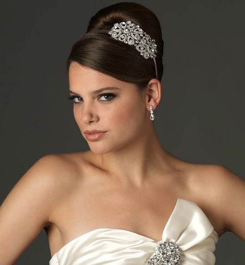 Wedding Hairstyles For Black Women - 20 Fabulous Wedding ...