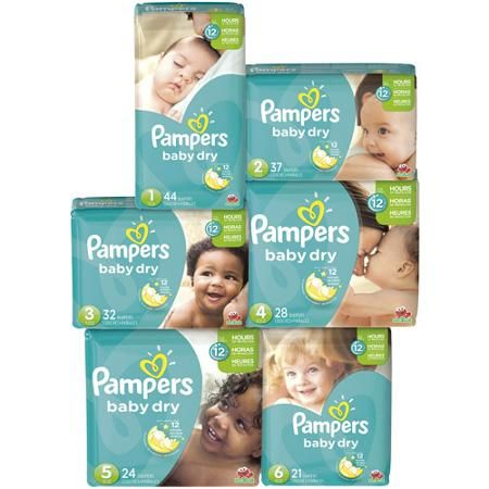 Pampers Jumbo Pack Diapers ONLY $5.77/Each At Walgreens After Register Reward Points And Printable Coupons!