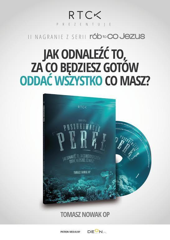"""Dziś premiera nagrania o. T.Nowaka OP ze spotkania """"Poszukiwacze Pereł"""" http://bit.ly/18laqTM http://www.rtck.pl/"""