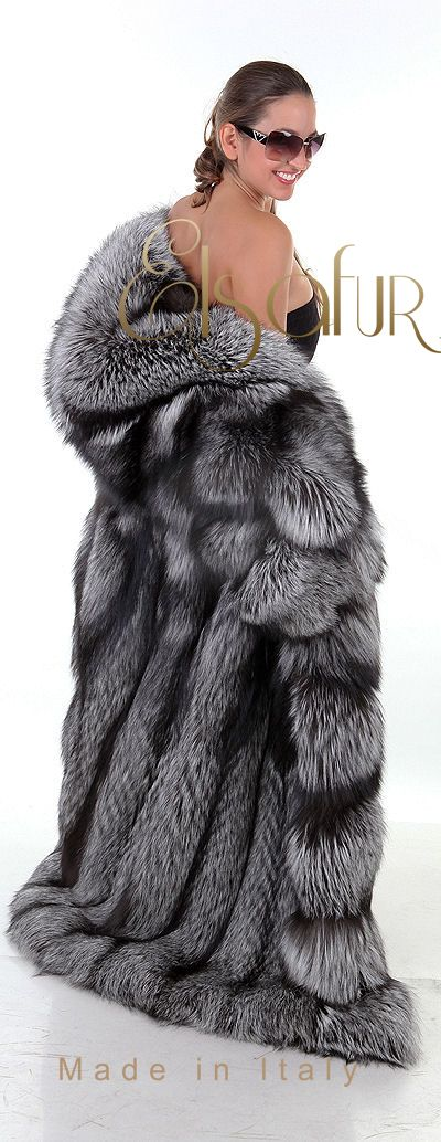 WHAT IS THE POINT WITH FUR COATS IF THEY ARE ONLY USED FOR FASHION ...
