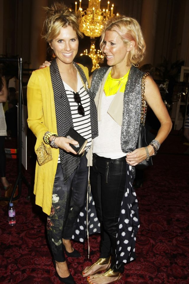 these gals are too cool - Sass and Bide