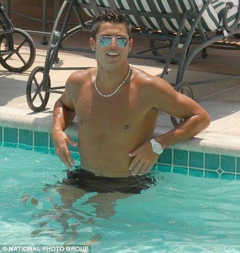 After Beckham, Ronaldo to model Armani underwear