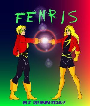 Fenris Twins by sunnyday2000